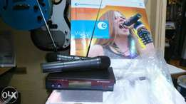 Senheiser G2 wireless microphone 50k