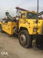 Foreign use Mack Recovery Truck for sale for N15m