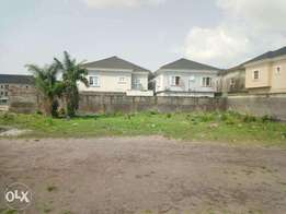 A Plot of Land For lease at Ilaje facing tarred road