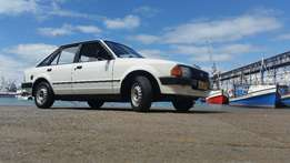 See this beautiful classic MKIII Ford Escort 1.6L on offer!!