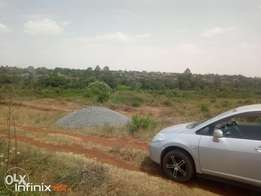 OFFER!!! Ruiru Githunguri Road 1/8 acre on sale