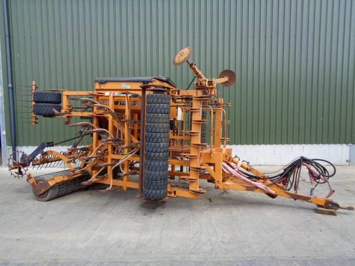 Simba Freeflow 4m Drill - 1996