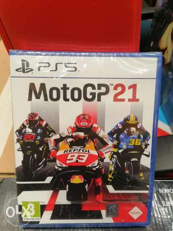 MotoGp21 Ps5 Game available now