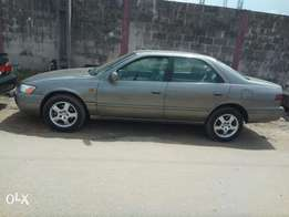 Registered Toyota Camry tiny light chilling ac four cylinder engine