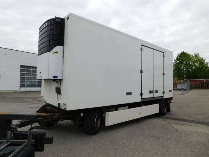 Carrier arcon vedecar  1000 maxima innenhö 2700mm - 2006