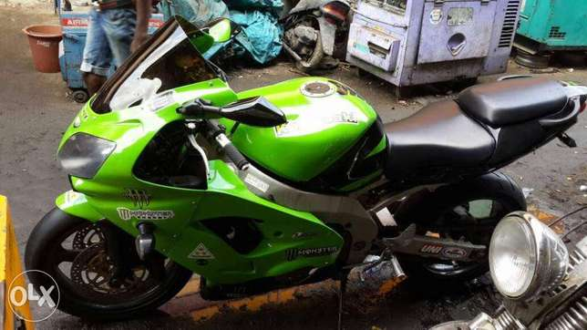 Kawasaki power bike Ibadan North - image 2