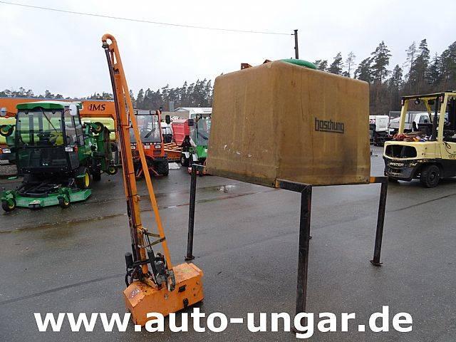 Ladog Bertsche Gießanlage Bewässerung Multicar Boki - 1998
