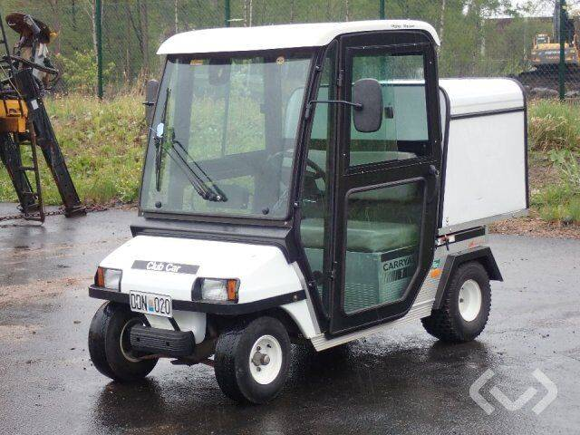 Club Car CARRYALL 1 Electric vehicle with cabin - 08 - 2008