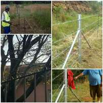 Fencing, Palisades, Electric Fence