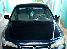 2002 model Honda Accord for sale.