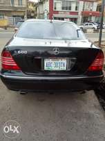 Mercedes Benz S600 for sale
