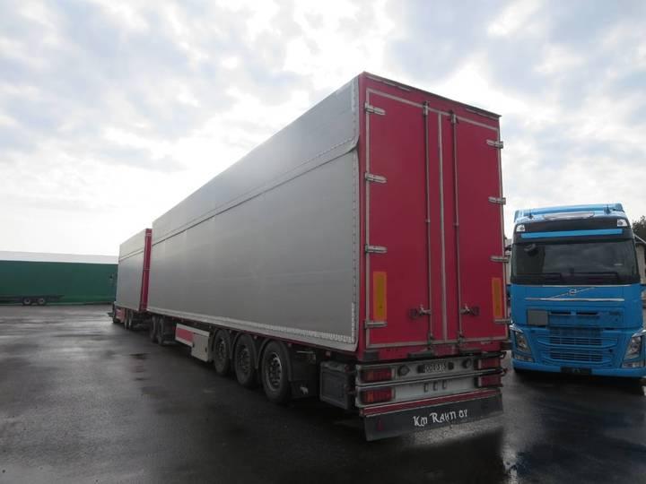 Schmitz Cargobull Ppv Taittuvalla Lokinsiipikapellilla - 2015