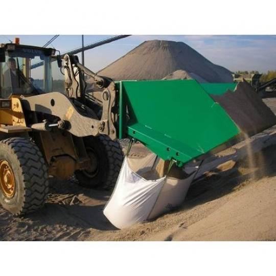 Verwonderend New BIGBAG vuller tracked excavator te koop | Tradus KN-31