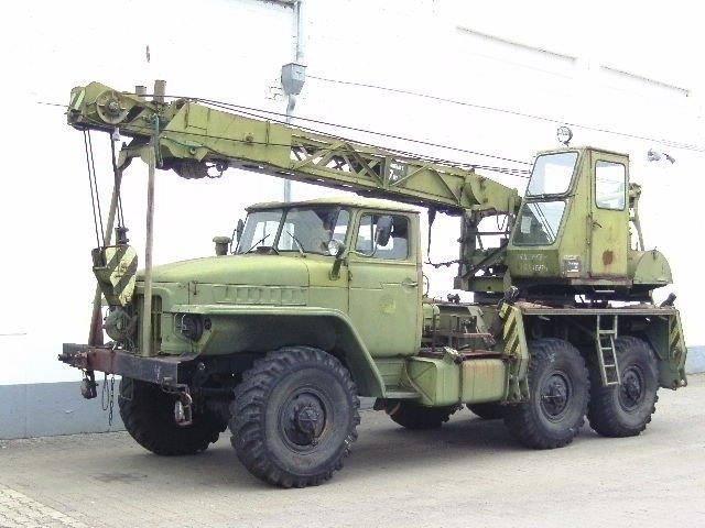 Ural 375 D D 6x6 - 1978