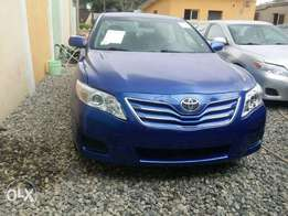 direct 2010 toyota camry tokunbo