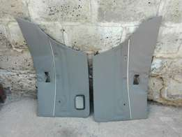 VW Golf MK1 rear door panels Only