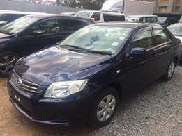 Toyota Axio just arrived