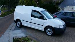 Vw Caddy Panel Van Great Condition!