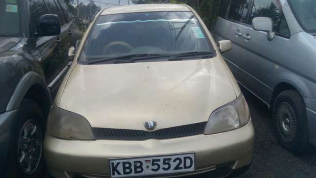 Toyota platz the car for sale Umoja - image 2