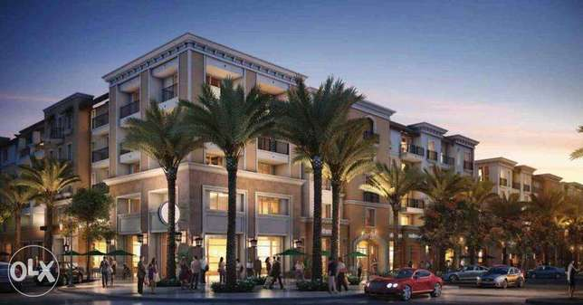Apartment for sale in Mivida Boulevard with installments