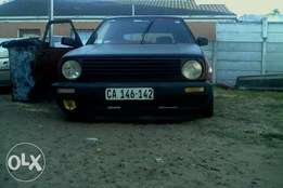 golf mk2 gti 2.0 8v ady import for sale