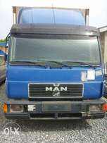 Reduced to clear MAN truck