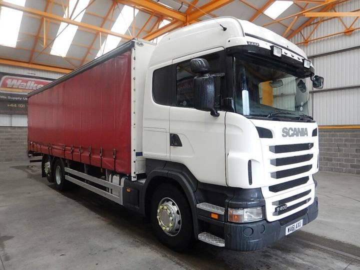 Scania R400 - 2011