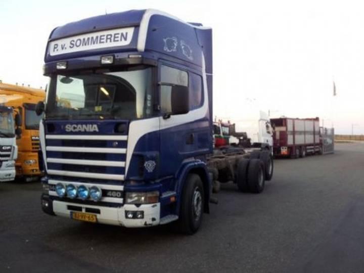 Scania 6x2 - 2001