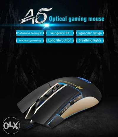 Gaming Mouse [iMice A5]