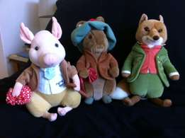 Beatrix Potter and other Soft Toys