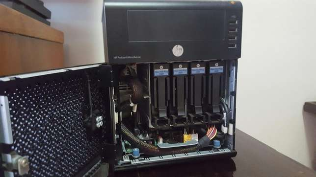 HP Microserver N40L with 8GB RAM, 2TB Seagate HDD and Windows 10 Pro Centurion - image 3