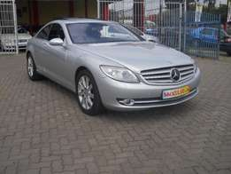 2007 Mercedes Benz CL500