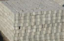 Interlocking Paving Bricks at R 1000.00 per pallet