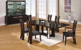 Gloss Dining table set