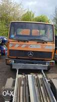 Mercedes 1117 tokumbo just arrived