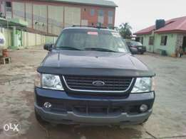 Tokunbo Ford Explorer Jeep 2003 model