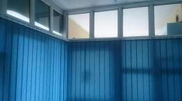 Vertical blinds and Carpets