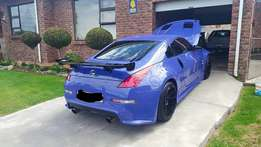 Nissan 350z supercharged