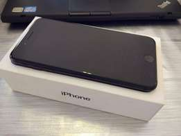 Iphone 7 Plus 32gb black brand new for sale/swop.