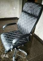 New Draft executive office chair