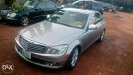 Mercedes-Benz C300 for sale at a very good price.