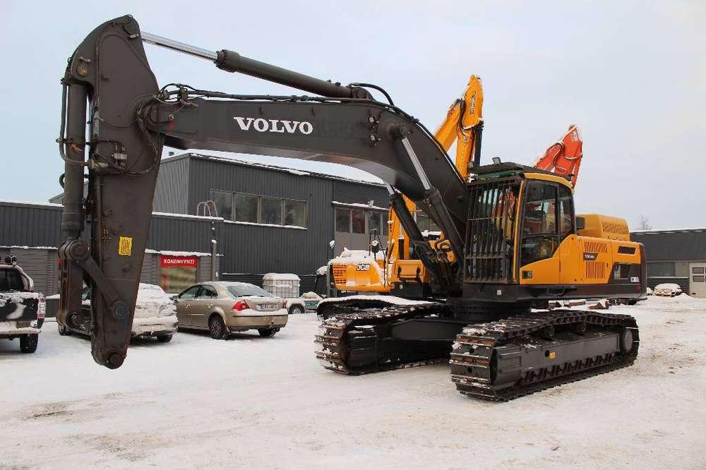 Volvo Ec 380 D L - 2012 - image 2