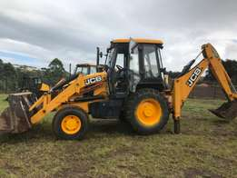 Pre-Owned JCB 3Dx 4x4 TLB