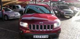 Jeep Compass 2.0 LTD R149 900