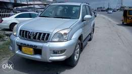 Land cruiser Prado, 2007, first body, low millage, buy and drive.