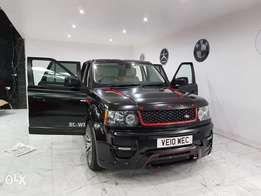 Custom Made HSE Sports Range Rover for Sale! KCP