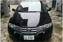 Honda City iVTEC,2010 model available for sale in Portharcort,Nigeria