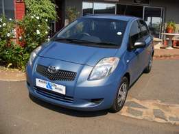 2007 Toyota Yaris T3 A/C 5DR Low Mileage