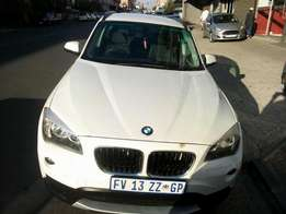 2013 BMW X1, Diesel, Color White, Price R218,500.
