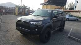 2016 Toyota 4runner special edition